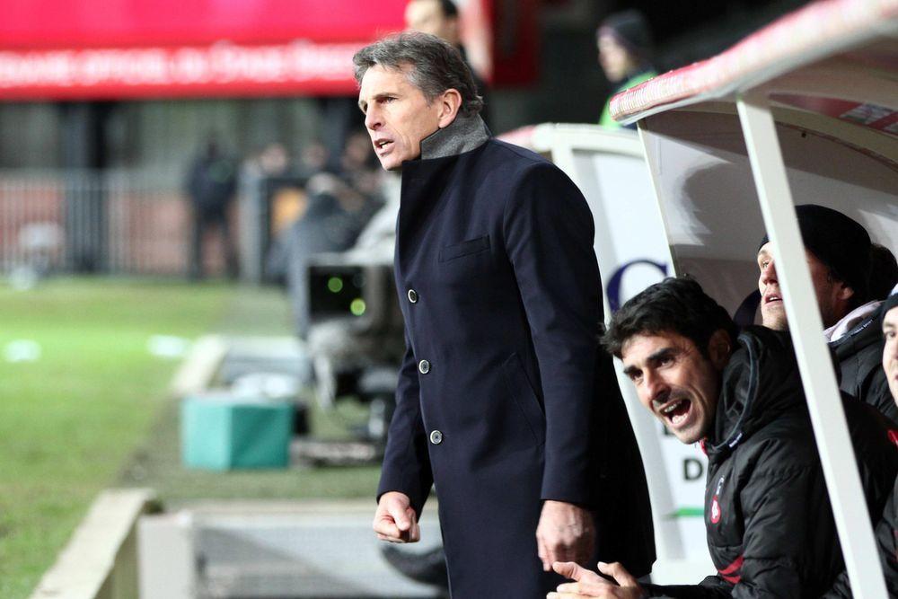 Claude Puel, Grégoire Puel, OGC Nice