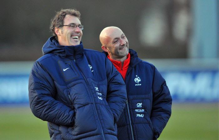 PSG : Barthez et Boghossian avec Blanc ?