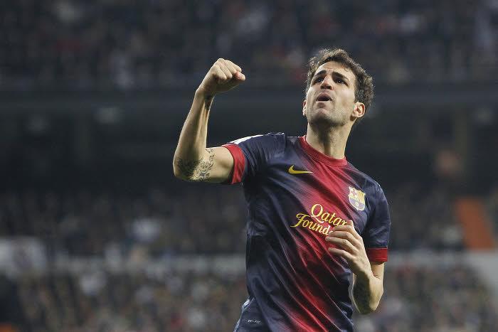 Clasico - Real Madrid/Barcelone : Fabregas au cœur d'une polémique ?
