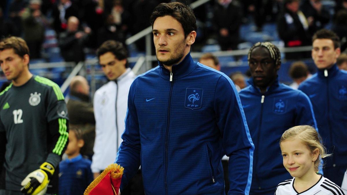 Hugo Lloris, Equipe de France