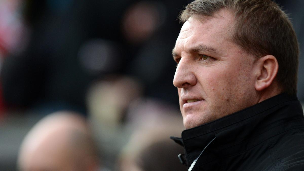 Brendan Rodgers n'est pas serein