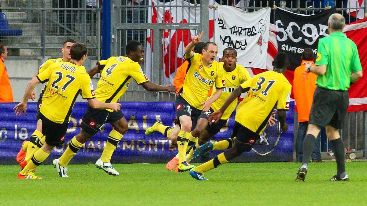 Sochaux - PSG