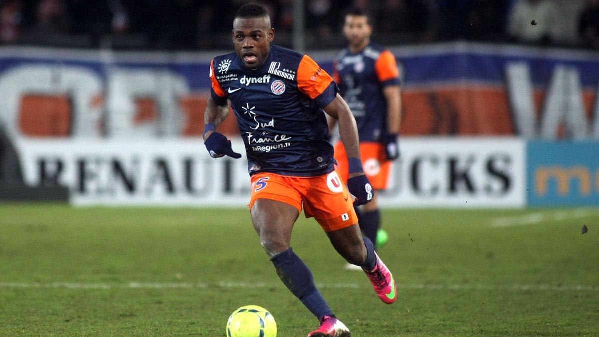 Henri Bedimo - Montpellier