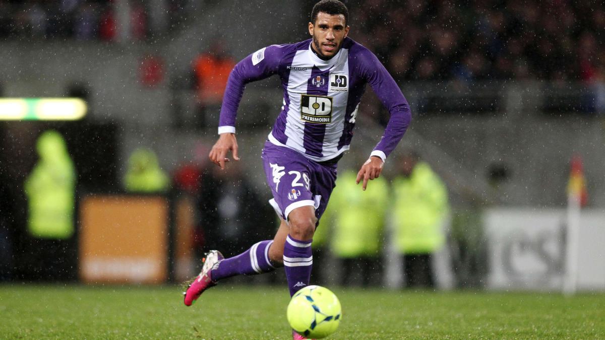 Etienne Capoue - Toulouse