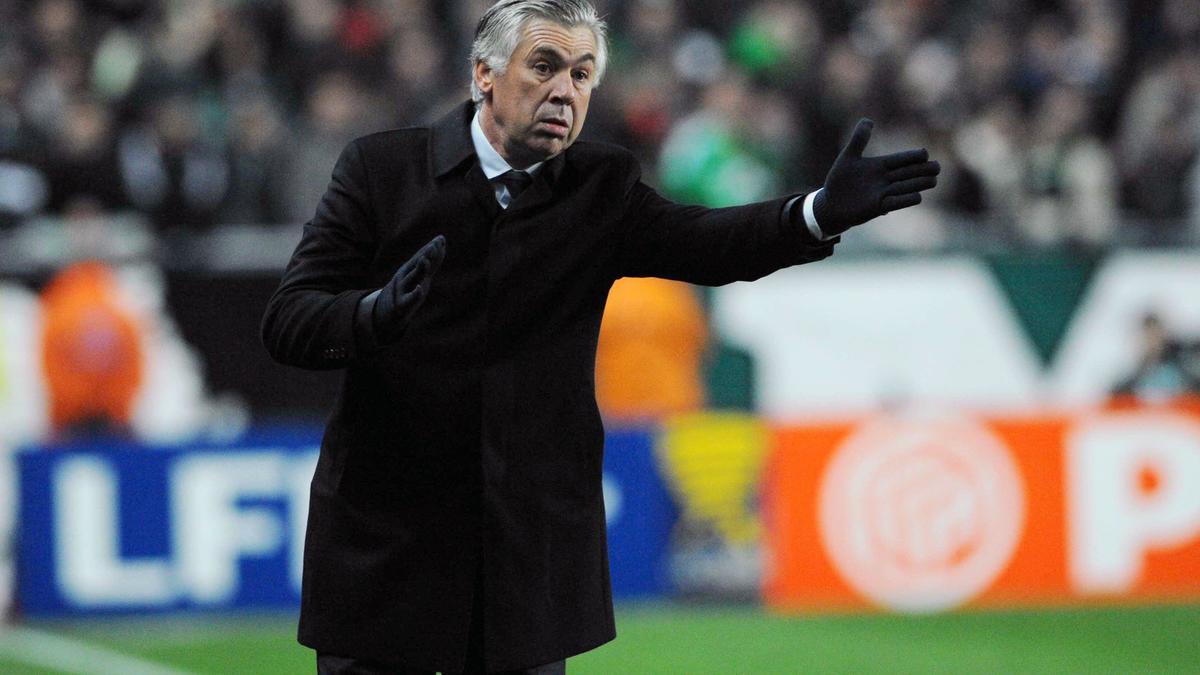 Carlo Ancelotti - PSG