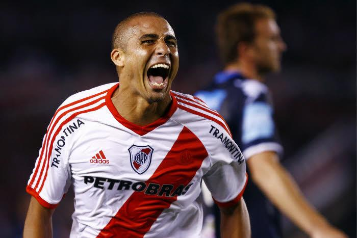 david trezeguet, river plate