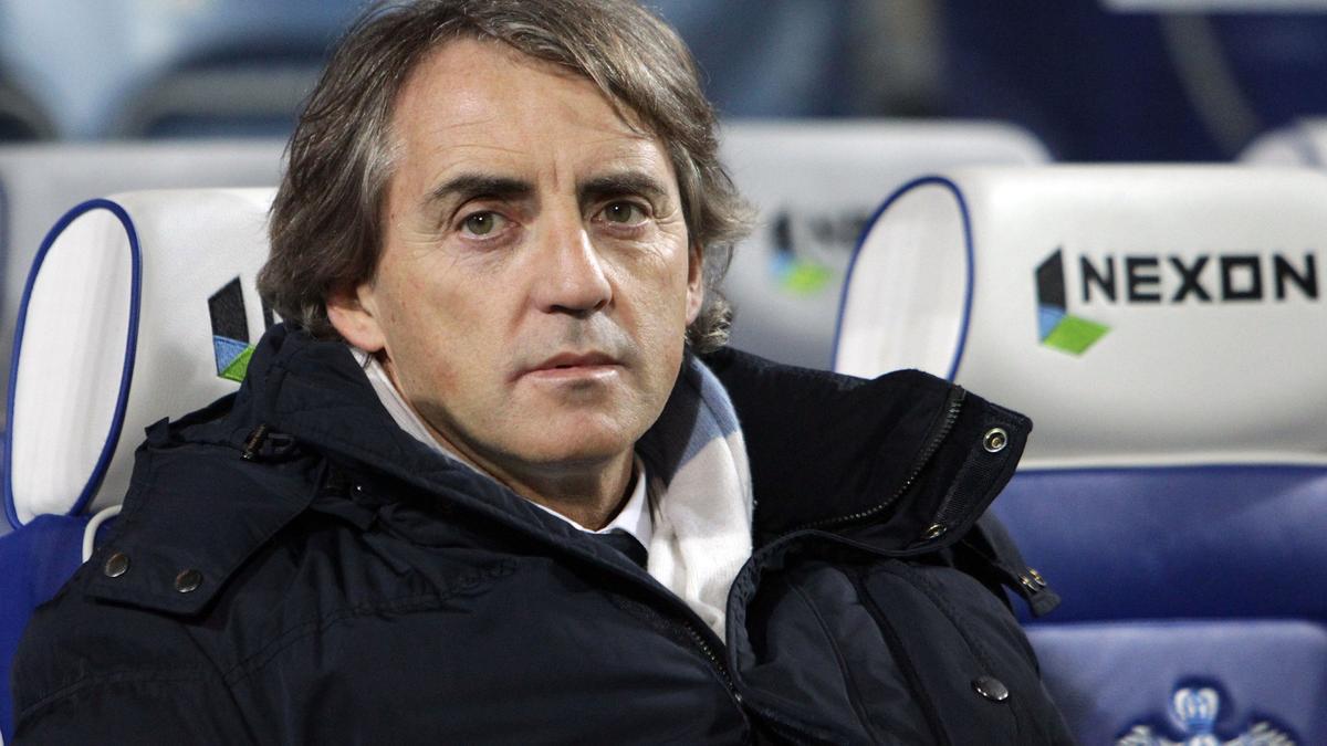 Roberto Mancini - Manchester City