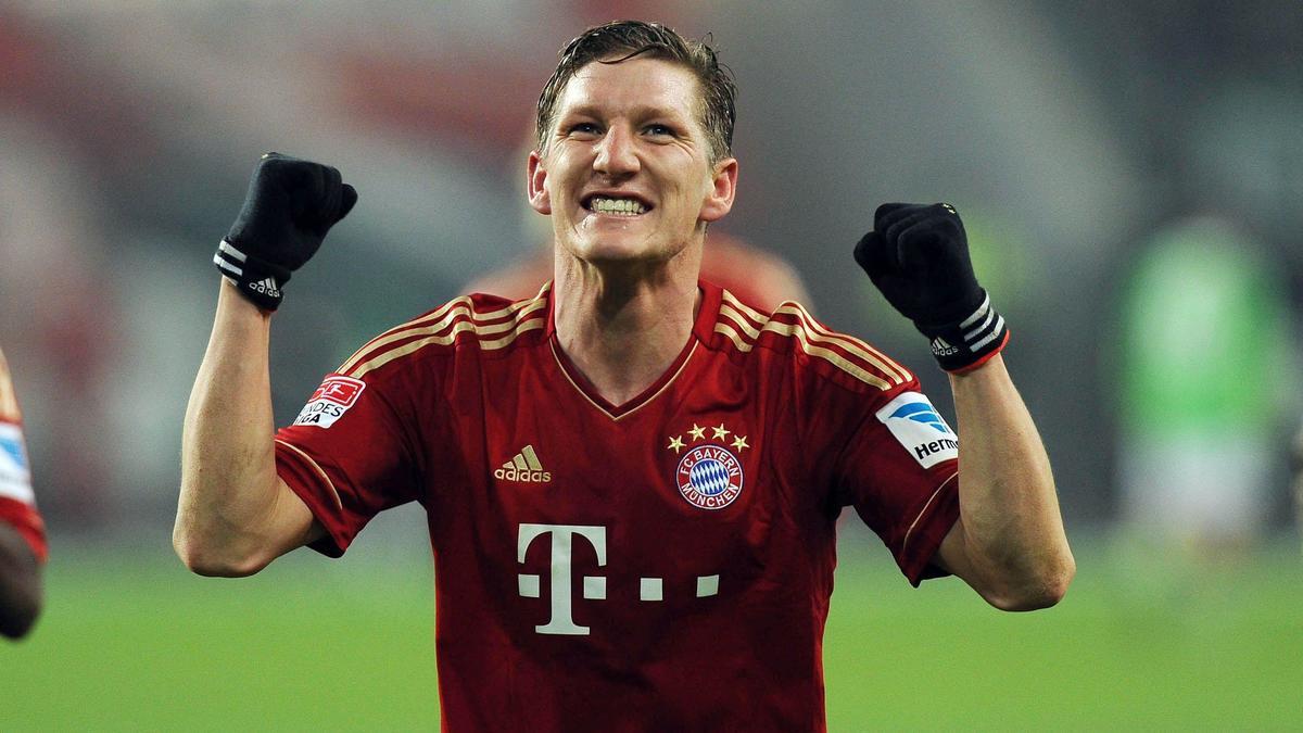 Bastian Schweinsteiger - Bayern Munich