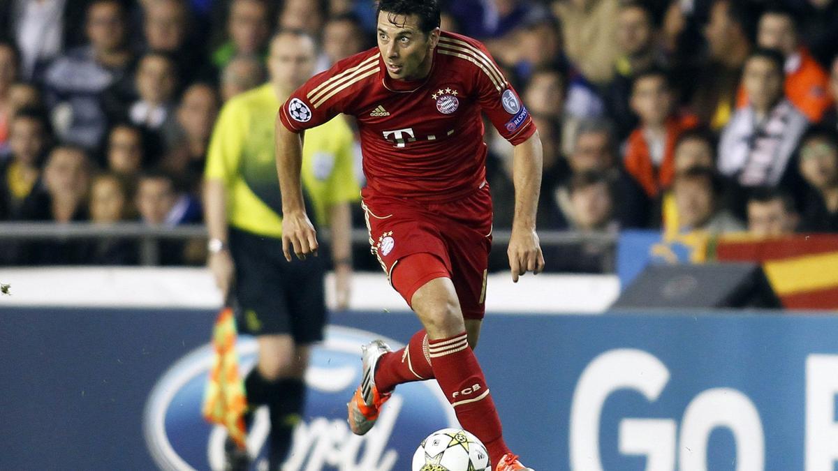 Claudio Pizarro - Bayern Munich
