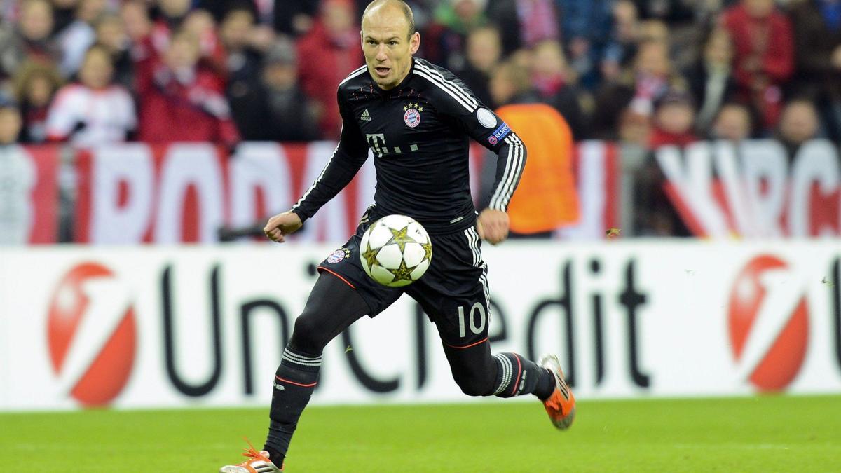 Arjen Robben - Bayern Munich
