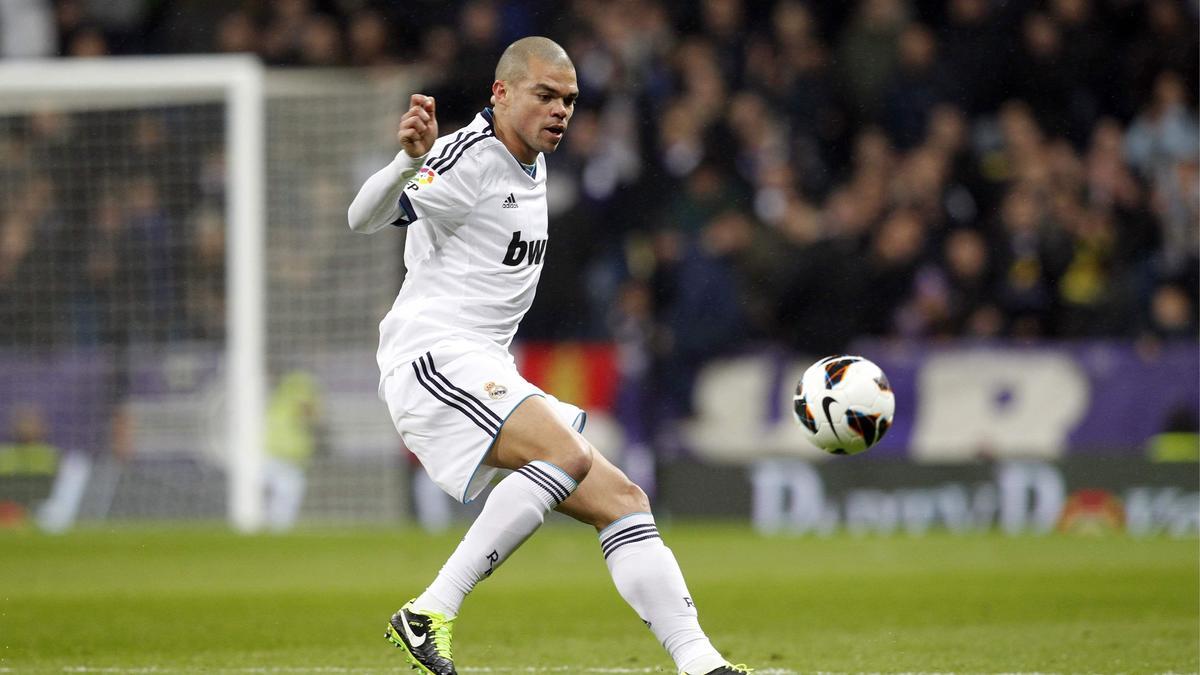 Pepe - Real Madrid