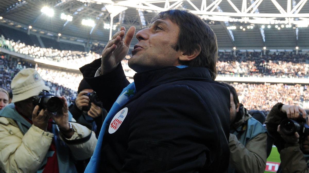 Antonio Conte - Juventus Turin