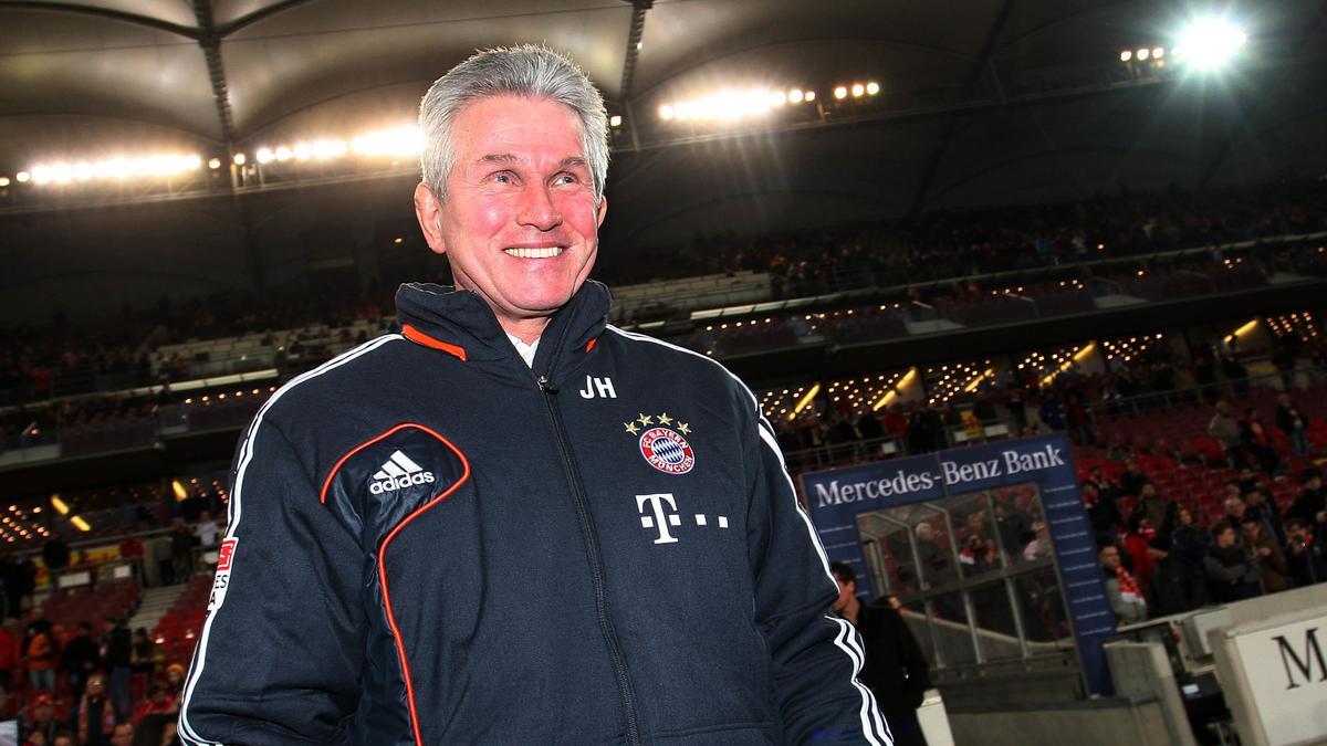 Jupp Heynckes, Bayern Munich