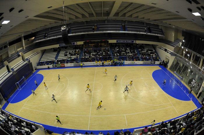Futsal Pierre de Coubertin Paris