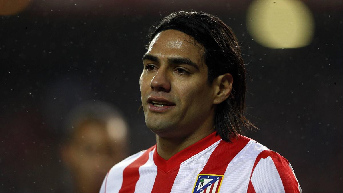 Radamel Falcao - Atlético Madrid