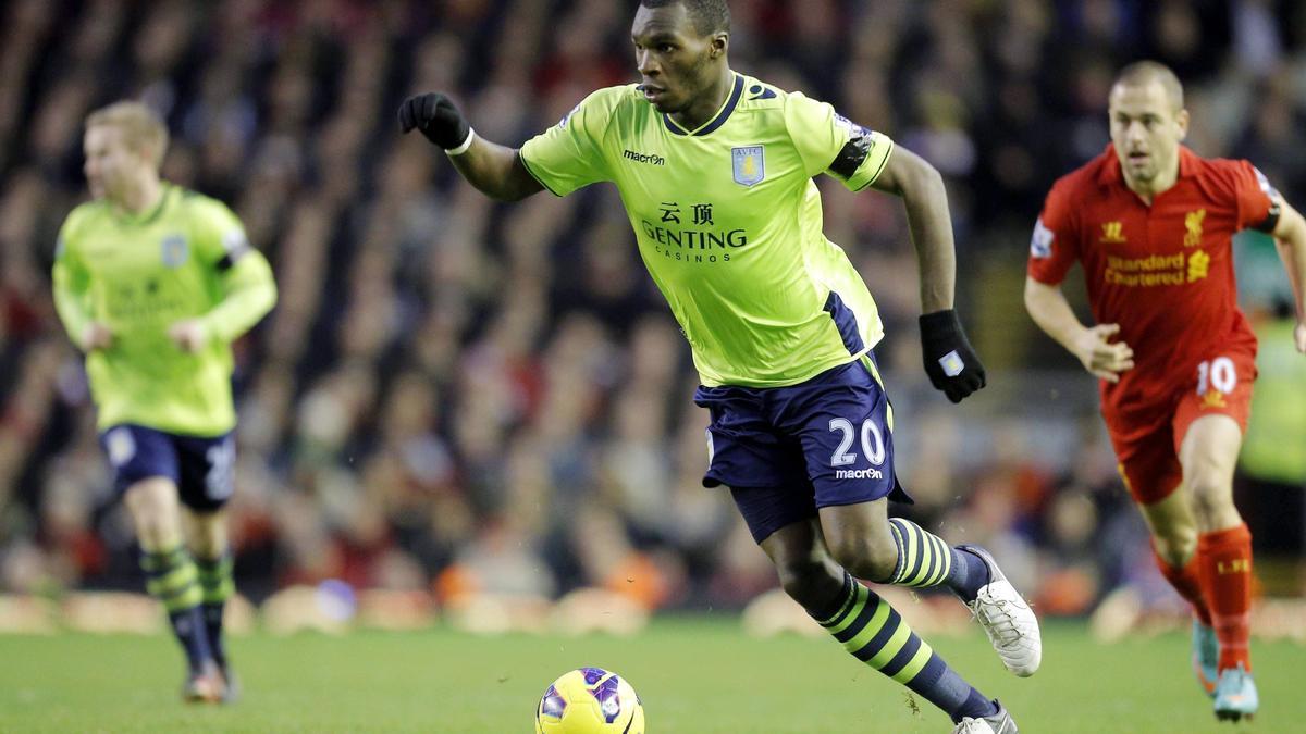 Christan Benteke - Aston Villa