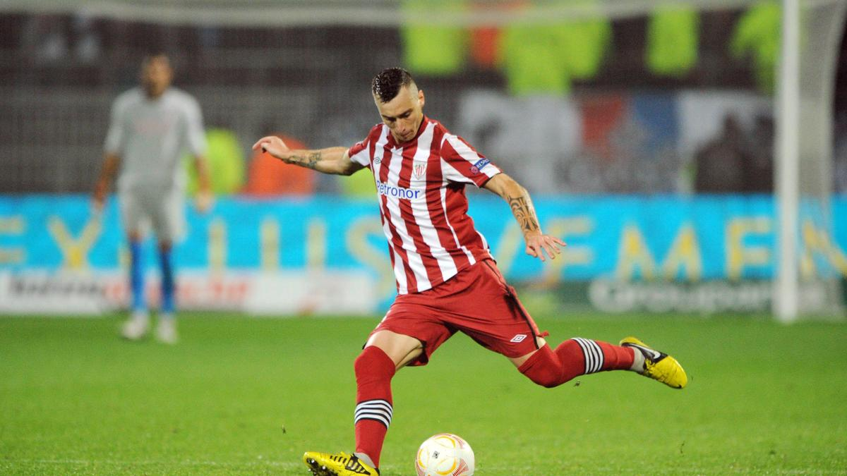 Fernando Amorebieta - Athletic Bilbao