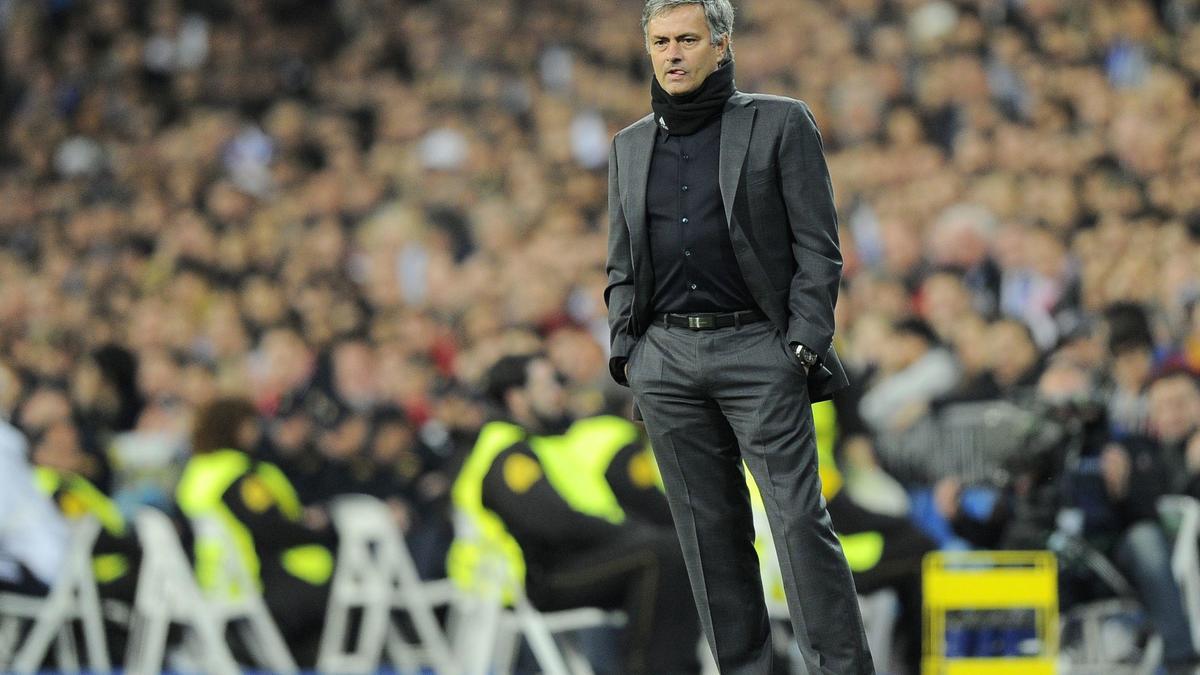 José Mourinho - Real Madrid