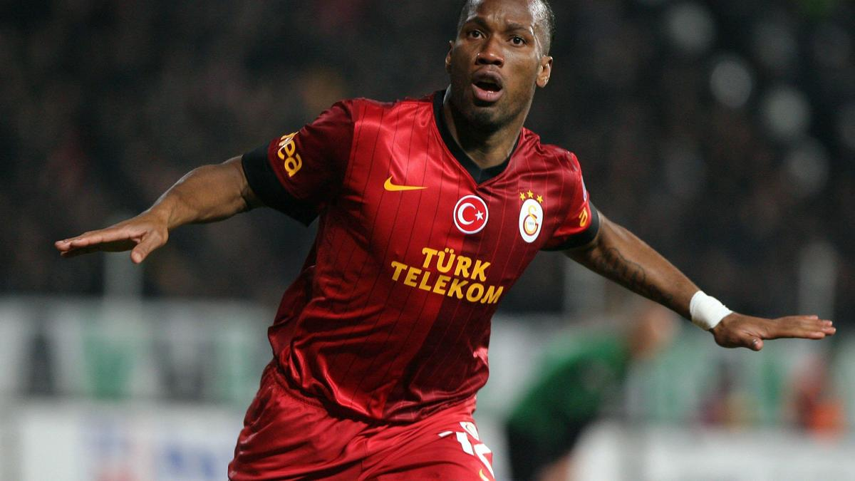 Didier Drogba - Galatasaray