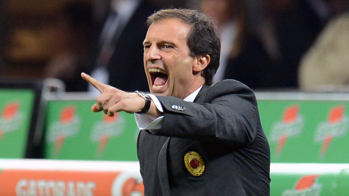 Massimiliano Allegri - Milan AC