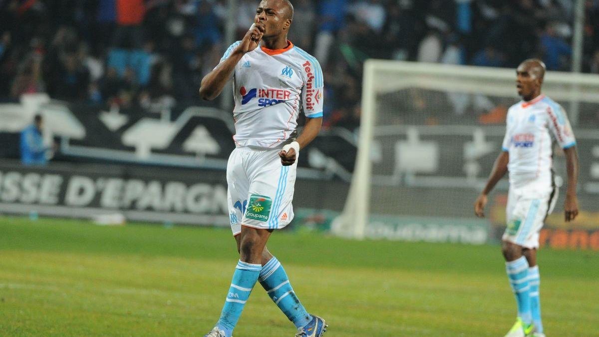 André Ayew - Marseille