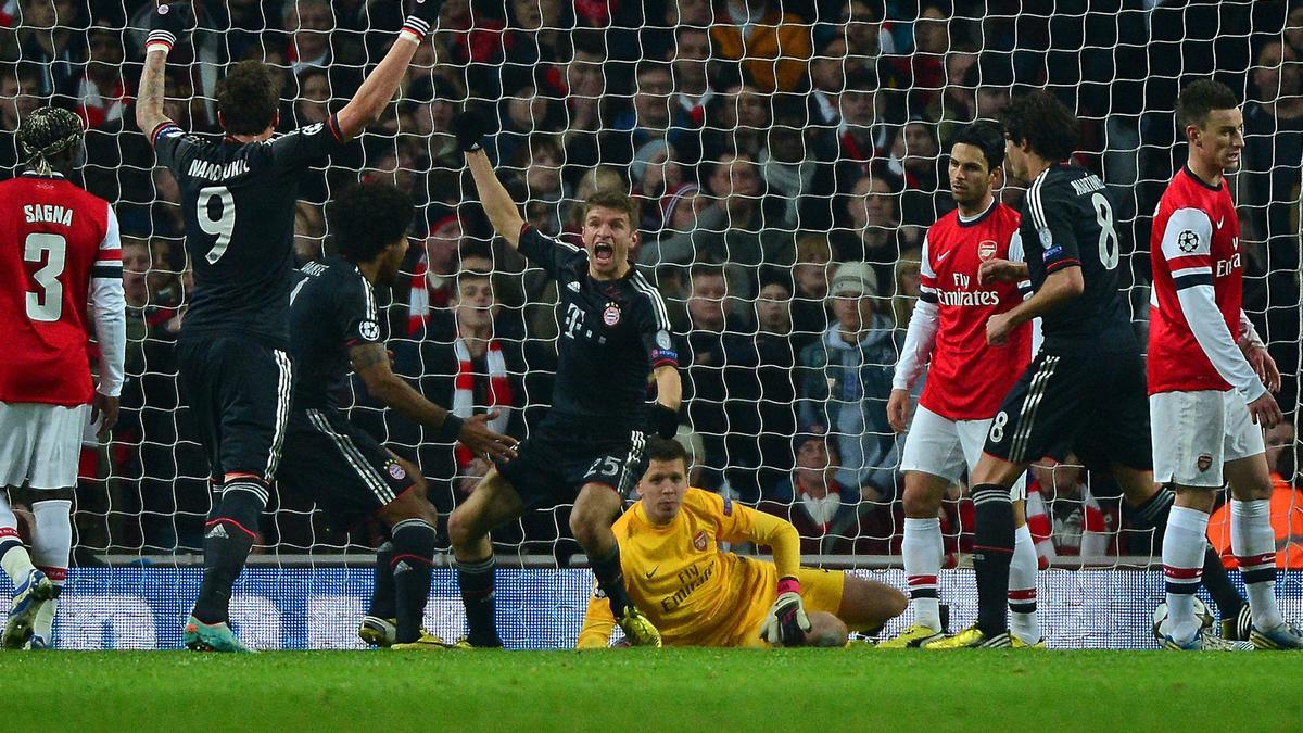 Arsenal - Bayern