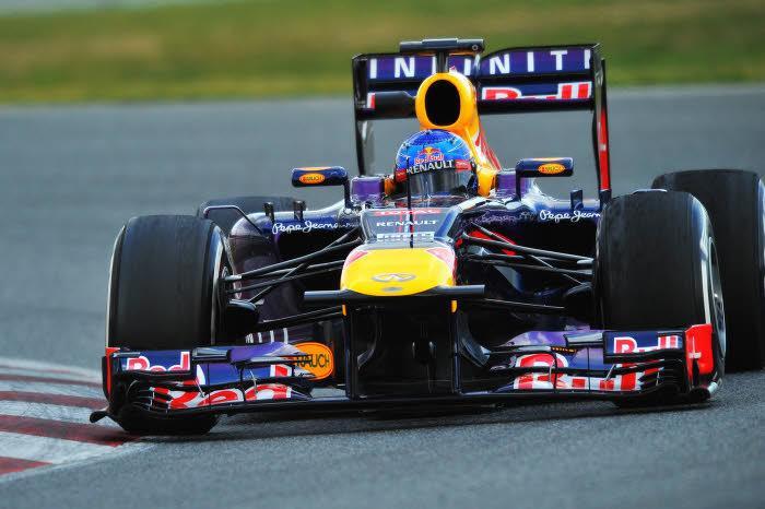 Vettel, Red Bull