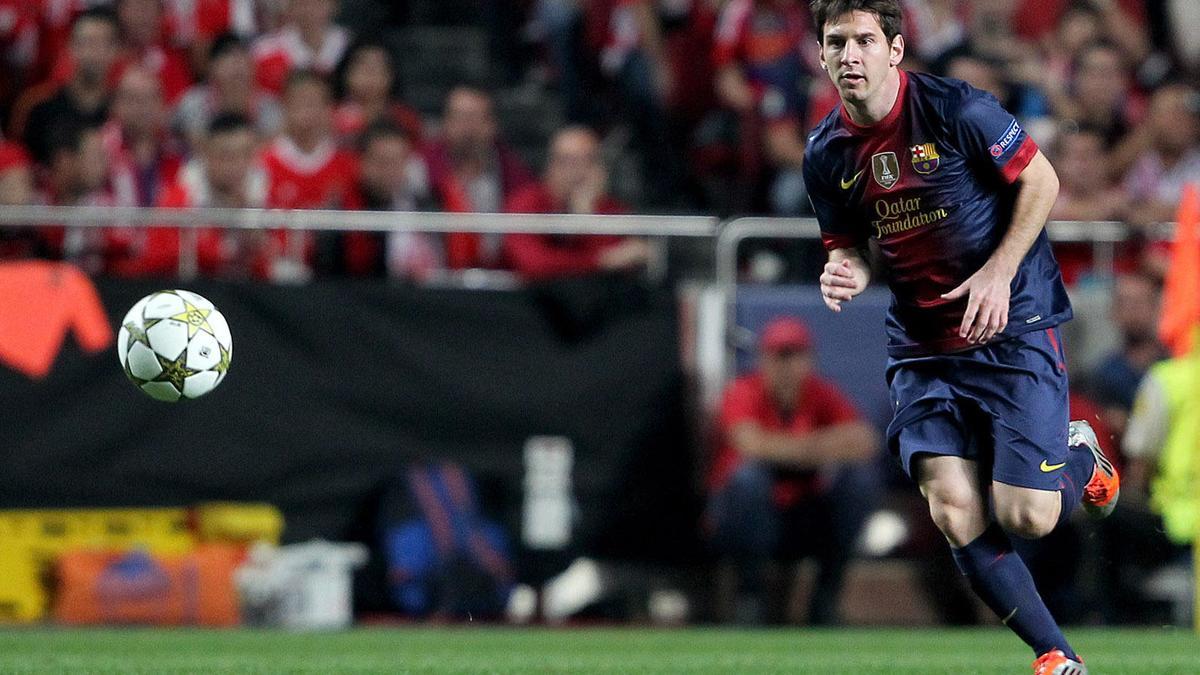 Leo Messi, FC Barcelone