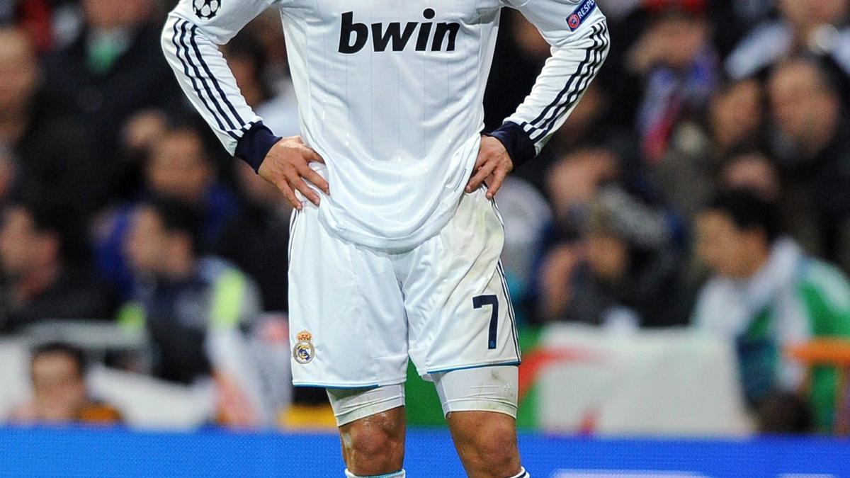 Cristiano Ronaldo , Real Madrid