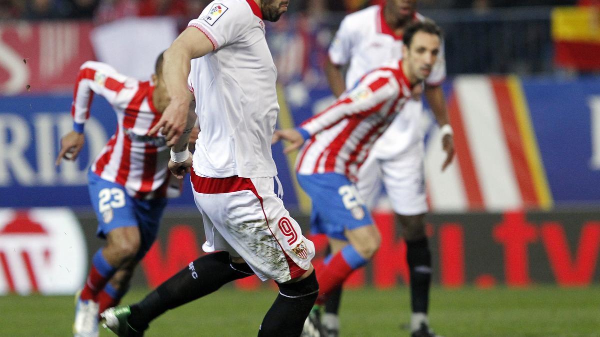 Alvaro Negredo, FC Séville