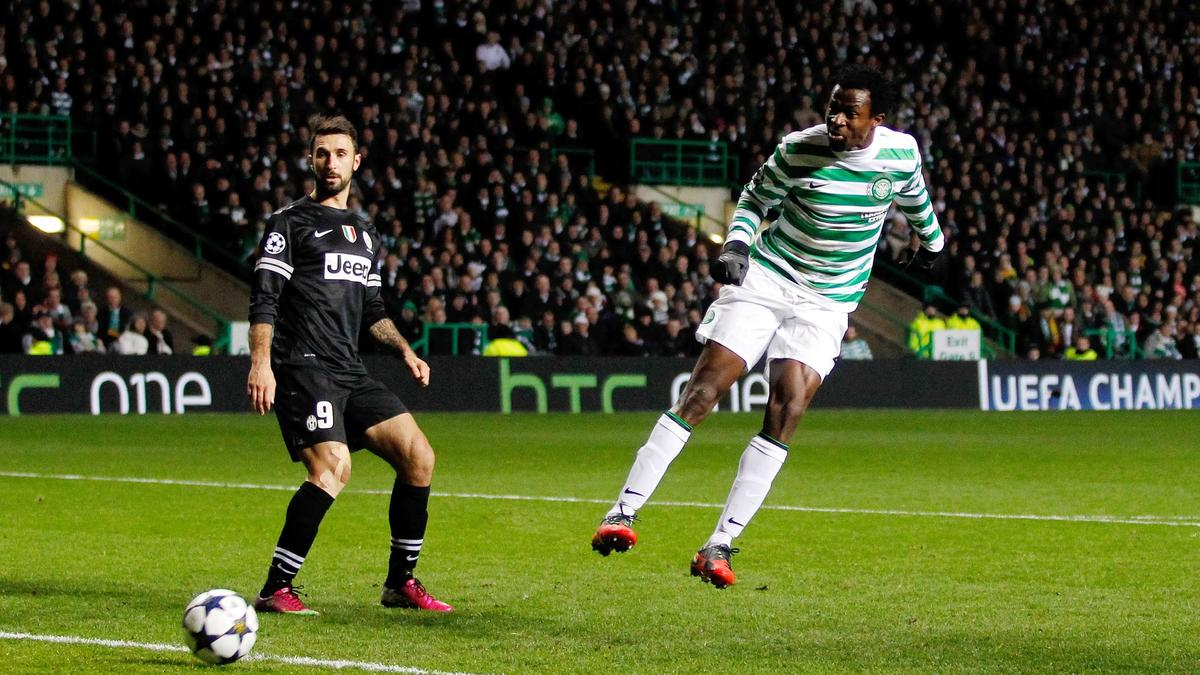 Efe Ambrose, Celtic Glasgow
