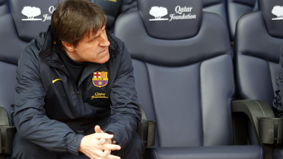 Jordi Roura, FC Barcelone