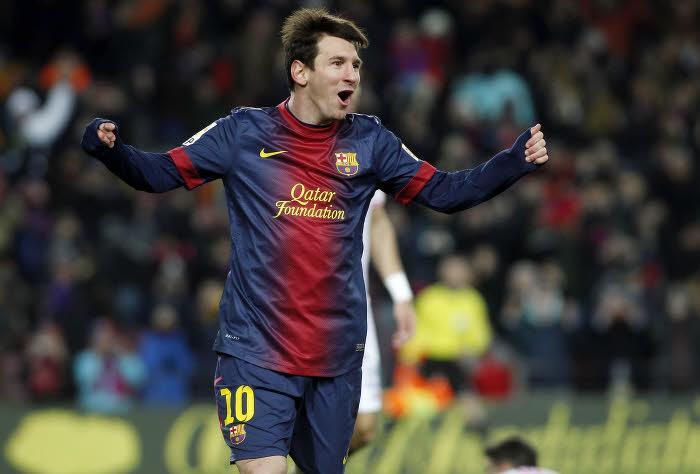 Messi, FC Barcelone