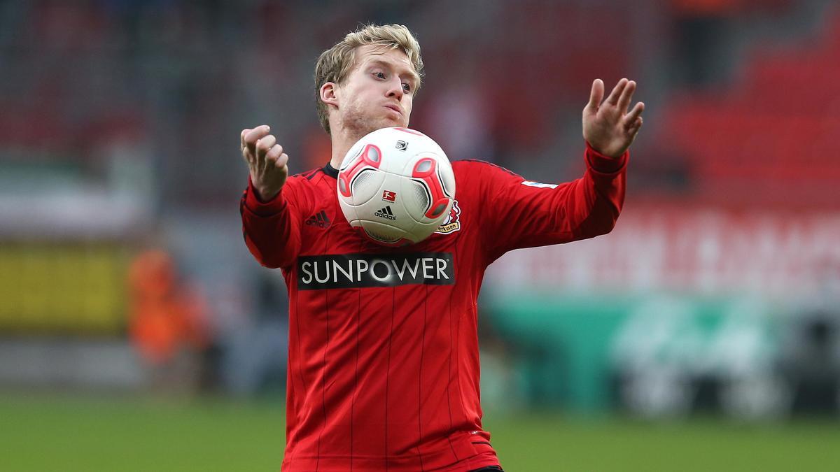 Andre Schurrle, Bayer Leverkusen