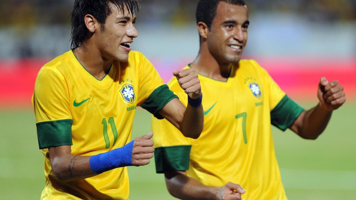 Neymar & Lucas
