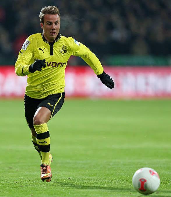 Mario Gotze Borussia