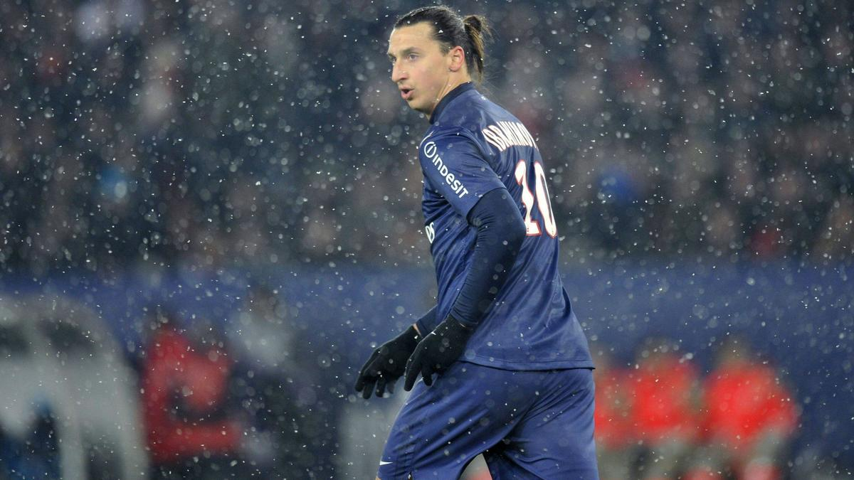 Zlatan Ibrahimovic - PSG