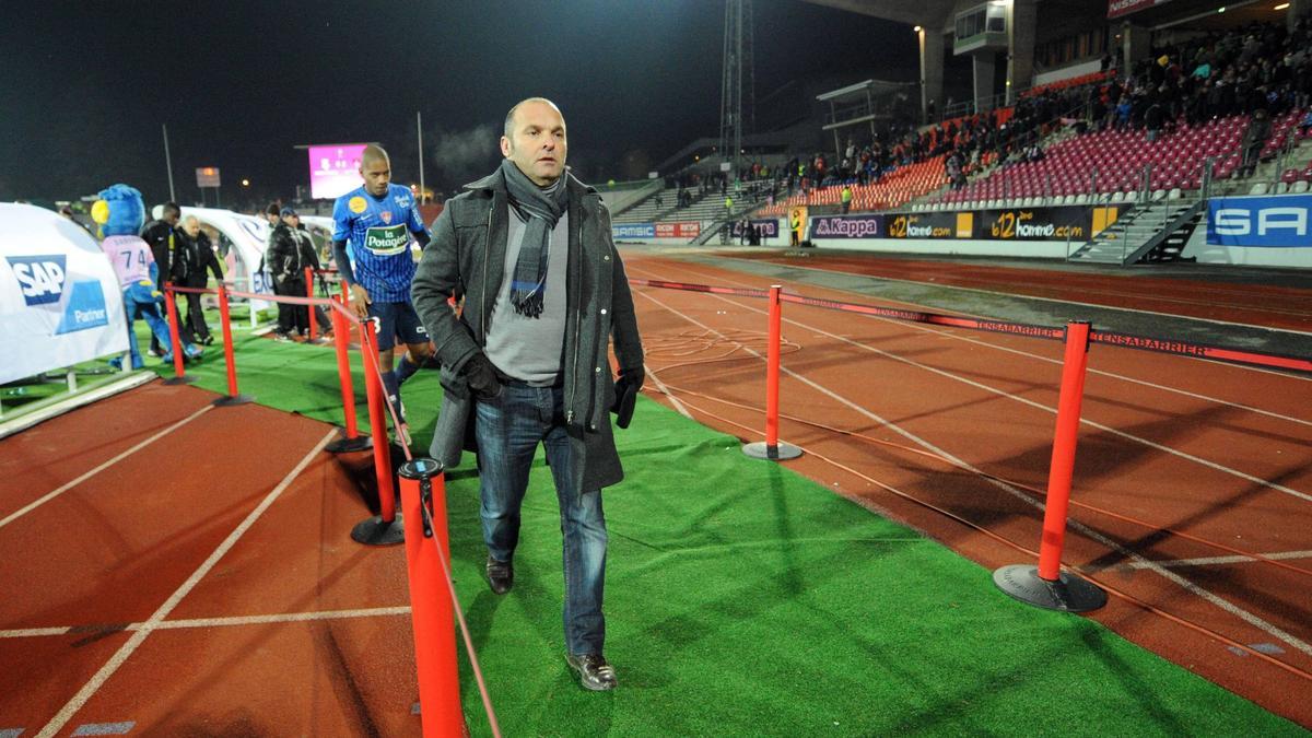 Pascal Dupraz et ETG resteront à Annecy