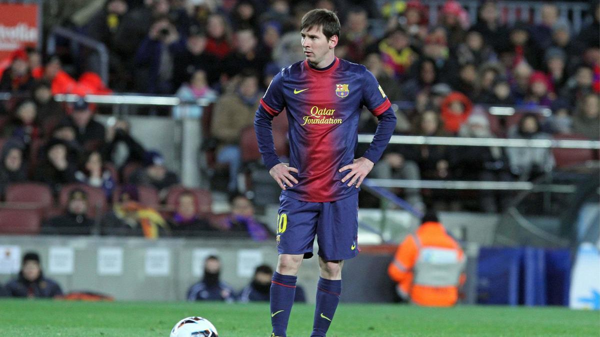 Lionel Messi - FC Barcelone