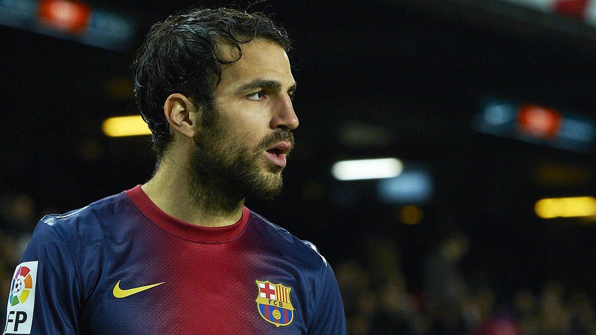 Cesc Fabregas - FC Barcelone