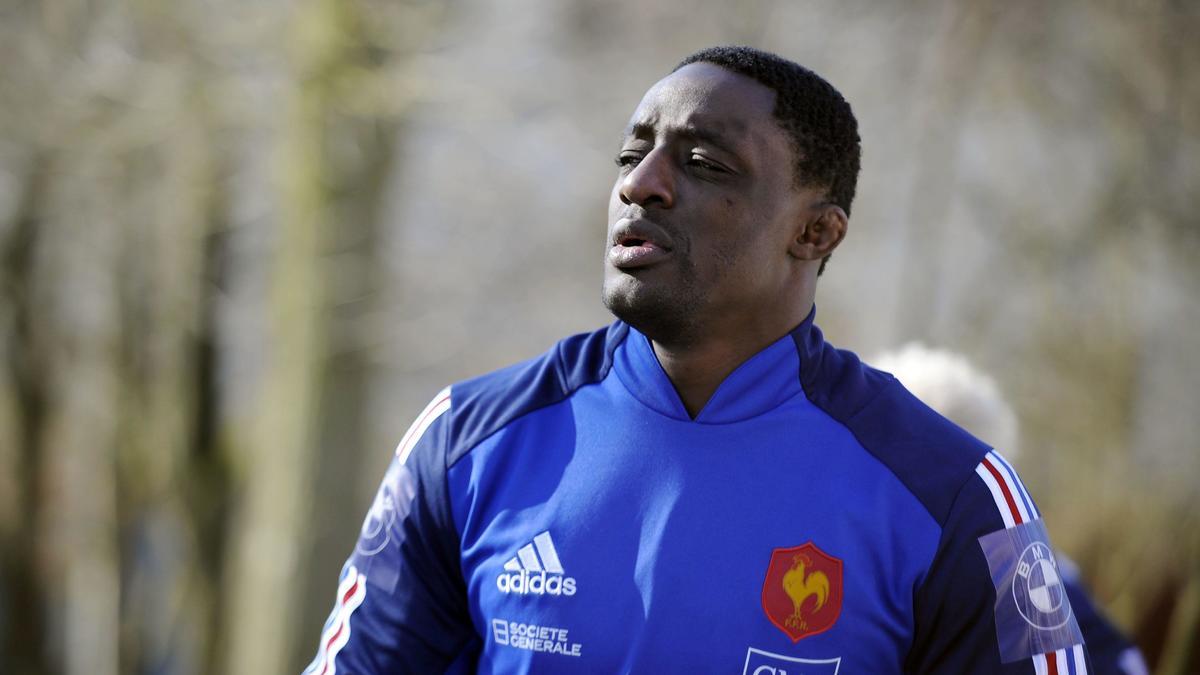 Yannick Nyanga - XV de France