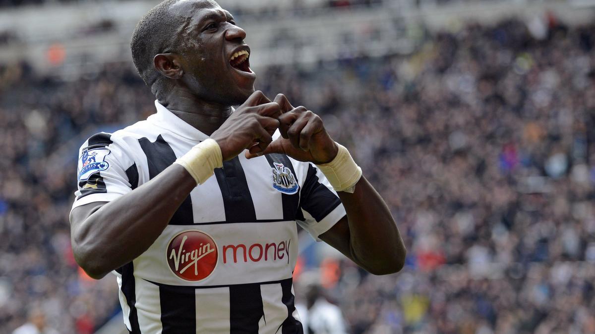 Moussa Sissoko - Newcastle