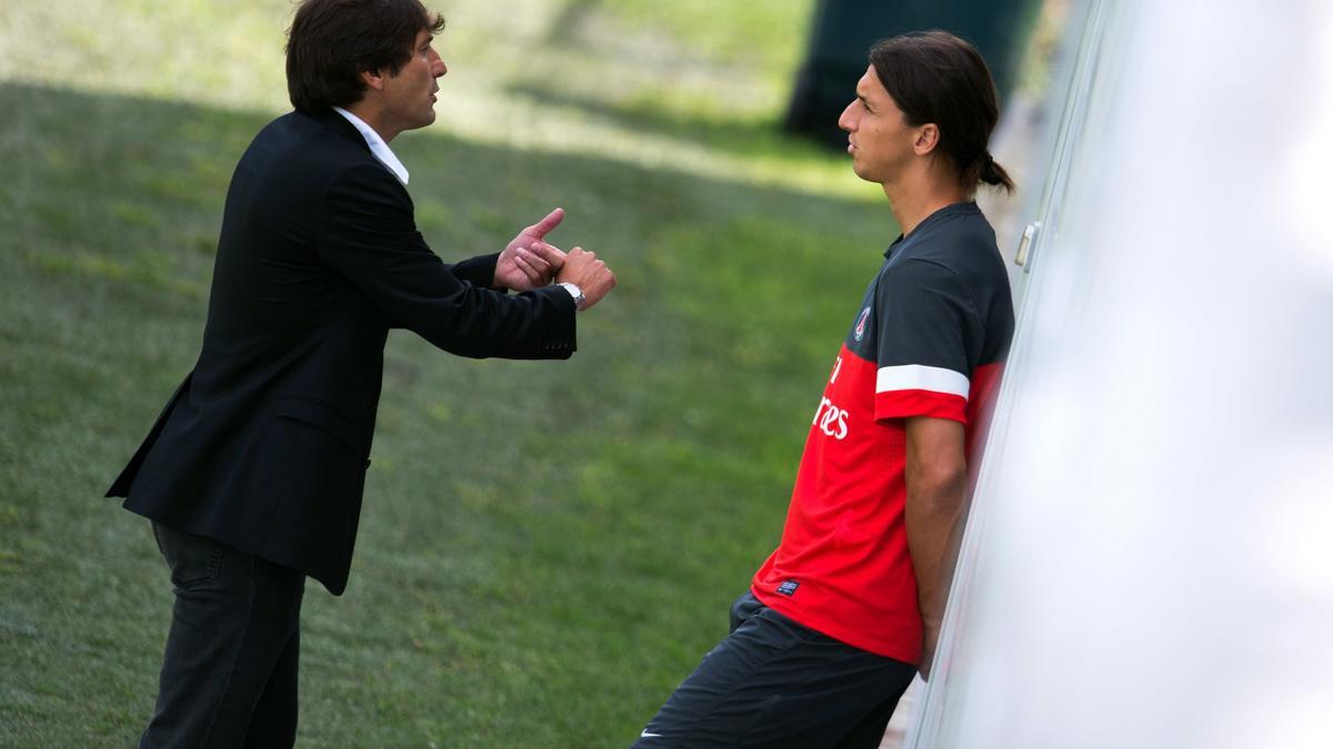 Leonardo - Zlatan Ibrahimovic