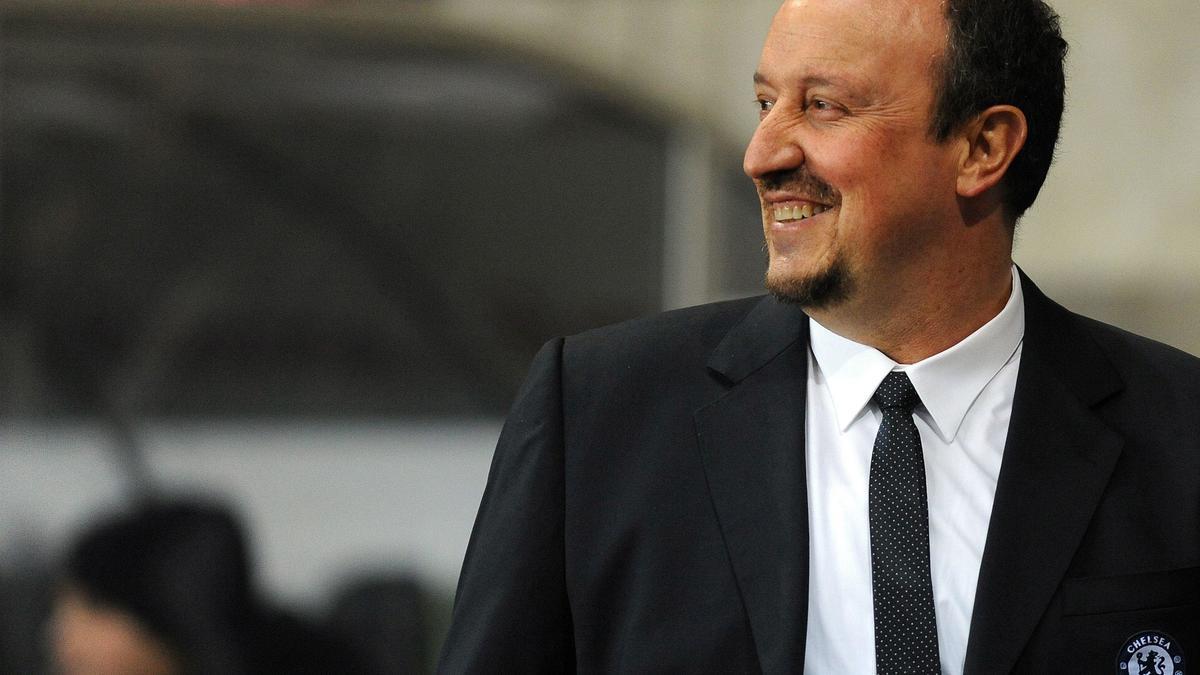 Rafael Benitez, Chelsea