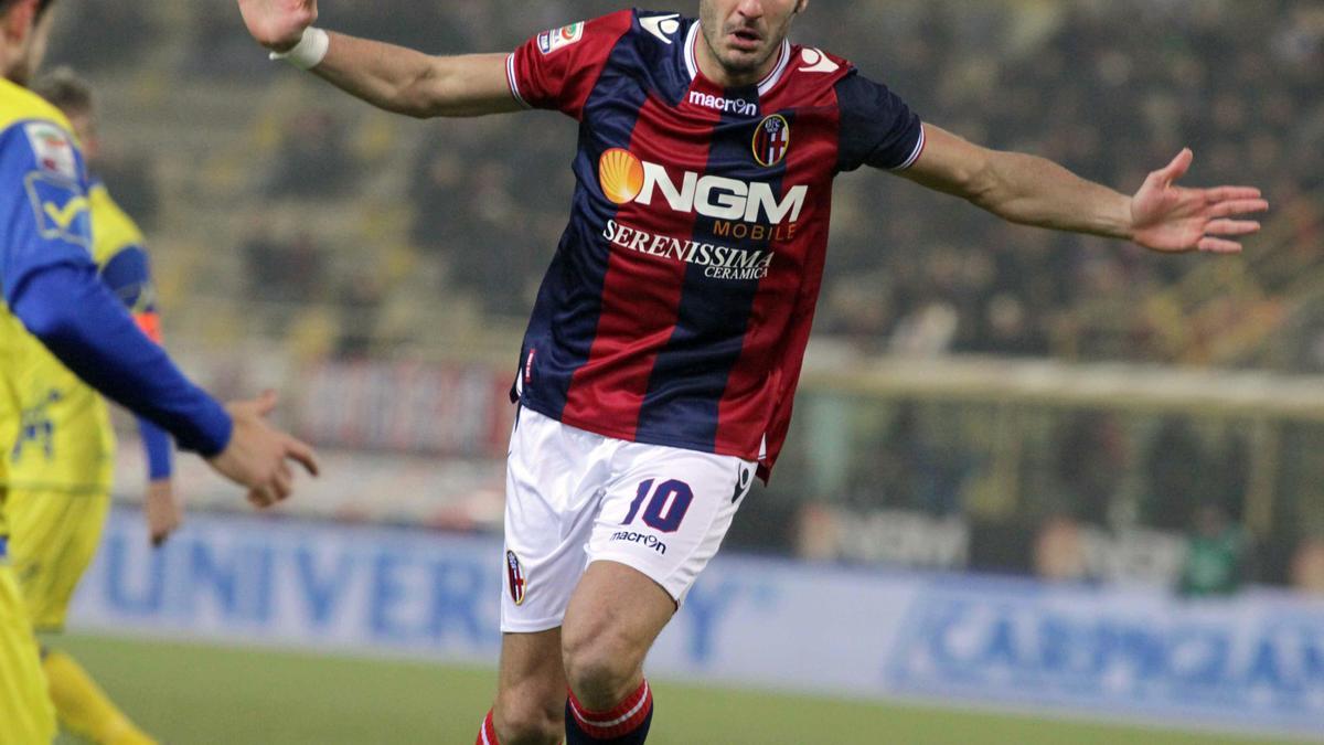 Alberto Gilardino, Bologne