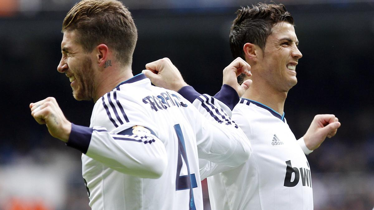 Sergio Ramos & Ronaldo, Real Madrid
