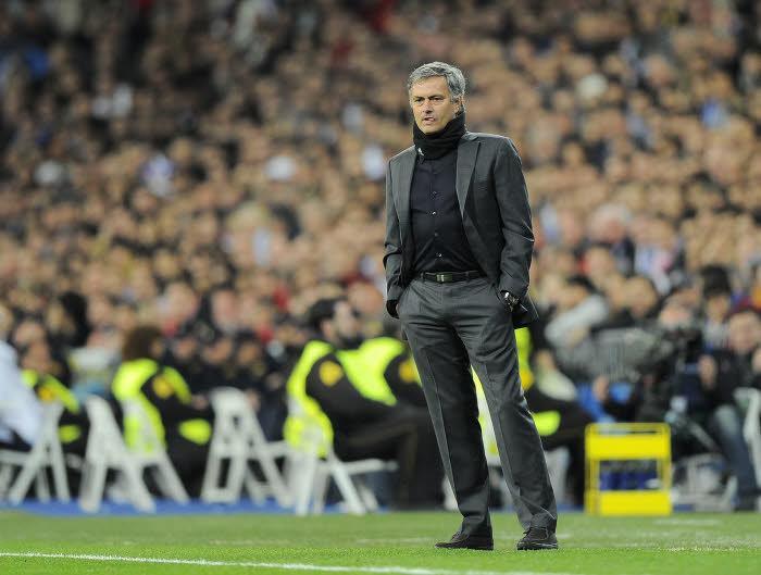 Mourinho, Real