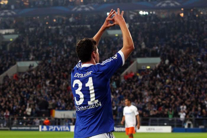 Draxler, Schalke 04