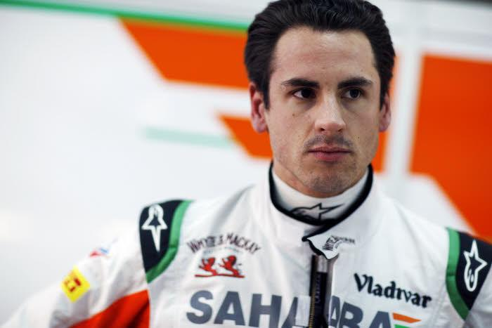 Sutil, Force India