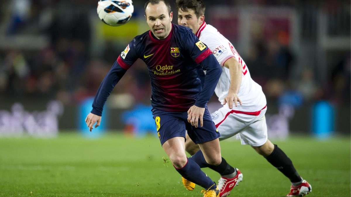 Andres Iniesta, FC Barcelone